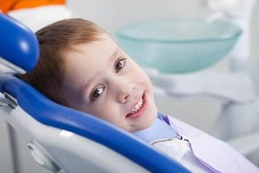 Little Boy at Dentist | Pediatric Dentistry