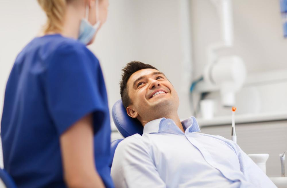 Happy Root Canal Patient | Dentist Madera, CA