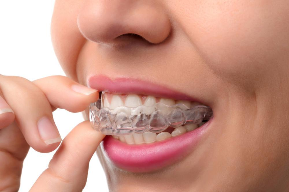 Woman with Invisalign | Invisalign Dentist Madera, CA