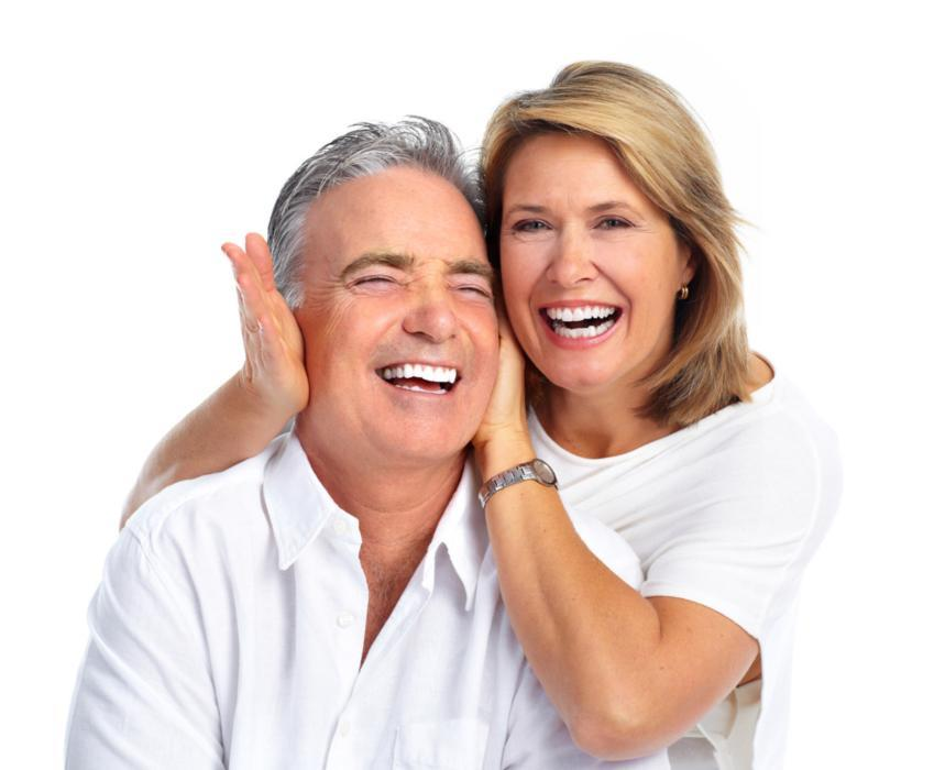 Older Couple Dental Patients | Dentist Madera, CA