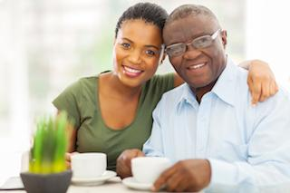 Older Couple | Implant Dentist Madera CA