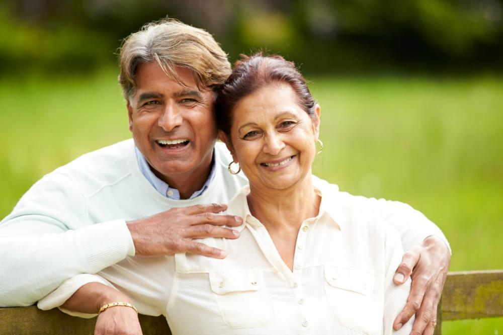 Older Couple | Dentist Madera CA