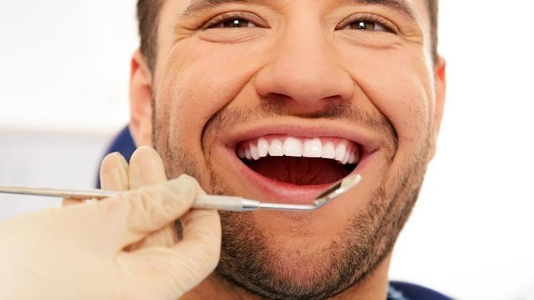 Happy Dental Patient | Preventative Care Madera CA