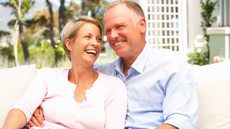 Smiling Couple | Dentist in Madera CA